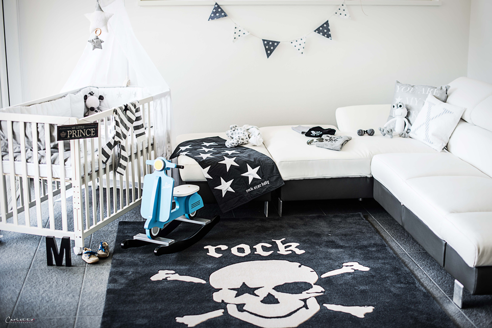 17 Perfekt Rock Star Baby Kinderzimmer