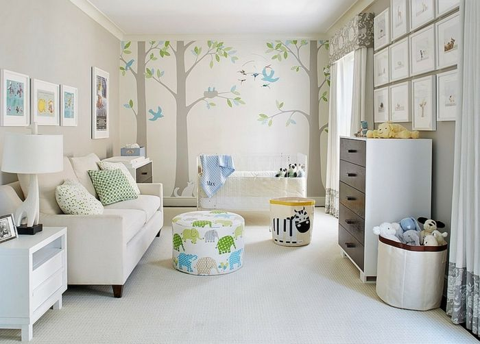 61 Brilliant Farben Kinderzimmer Neutral