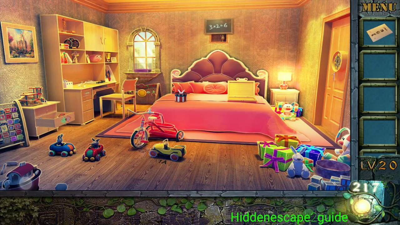 90 Elegant Room Escape Kinderzimmer