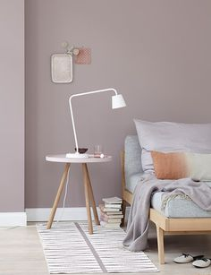 Kinderzimmer Farbe Taupe