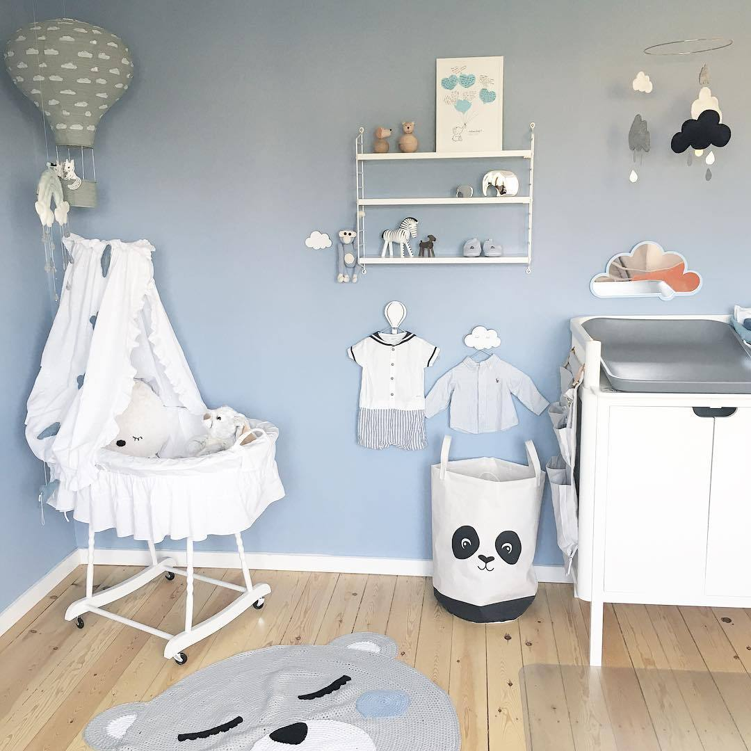 23 Brilliant Baby Kinderzimmer Ideen