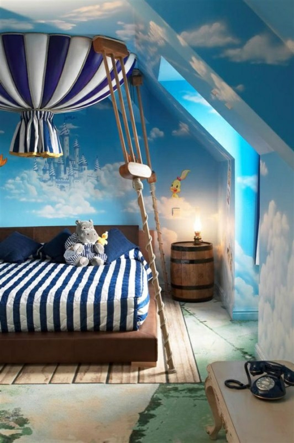 73 Cool Kinderzimmer Farbe Muster