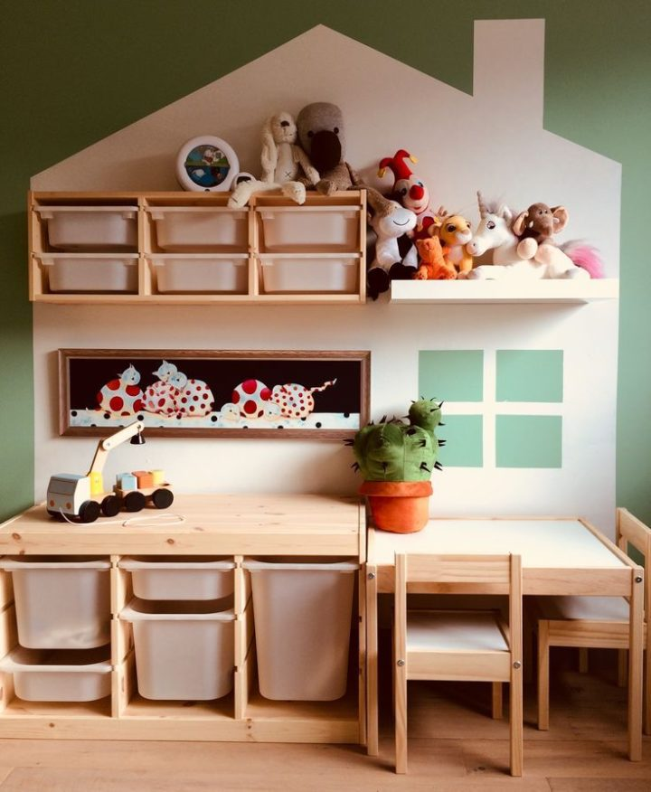 92 Cool Ikea Kinderzimmer Diy